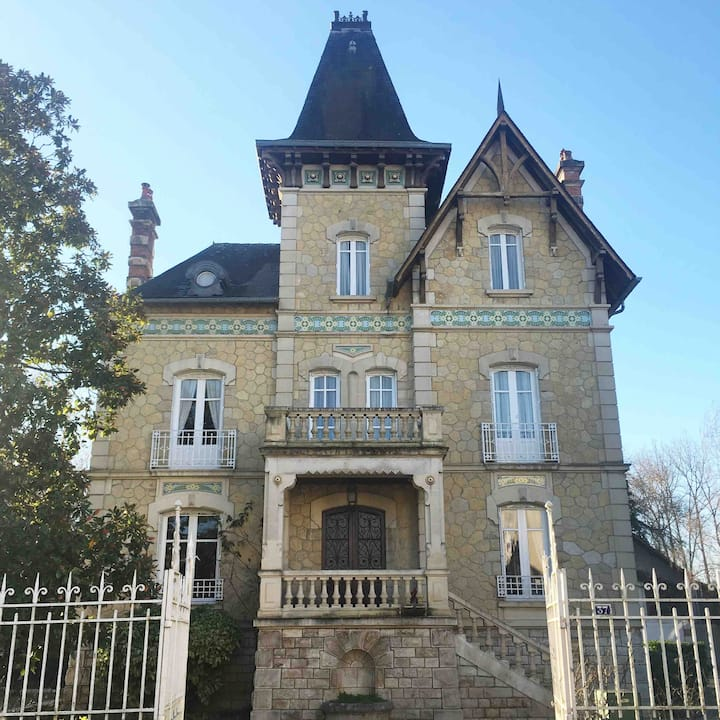 Beautiful French style mansion in Terrasson