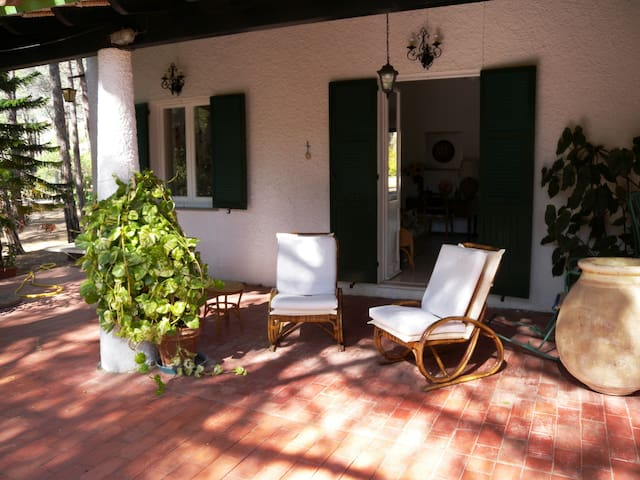 Detached villa 80 metres from the beach - Pula - Holiday home