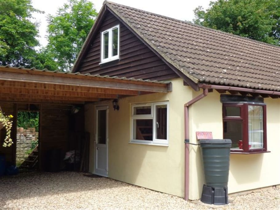 Cottage style annexe