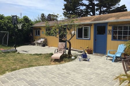 Coastal Family Playhouse - Half Moon Bay