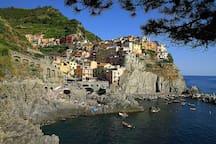 Vicino / Nearby Cinque Terre