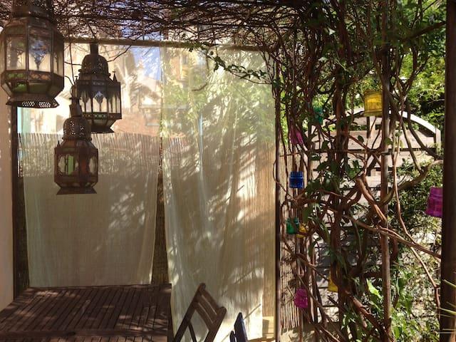 maison de village avec jardin - Salernes