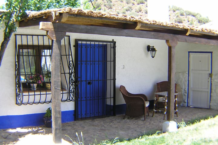 Independent studio in Lagunas de Ruidera