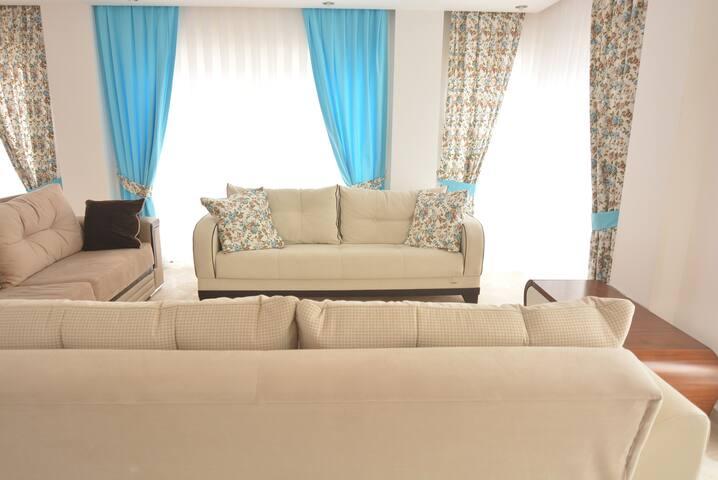 VİLLA HAPPYLAND - Serik belek - Huis
