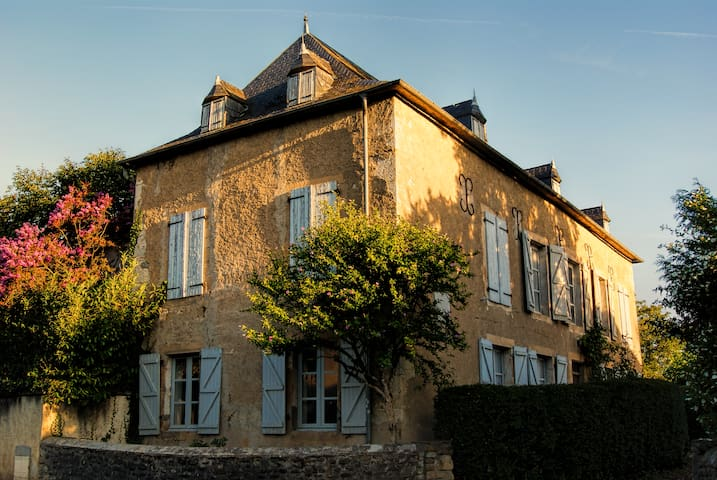 Typical french family home