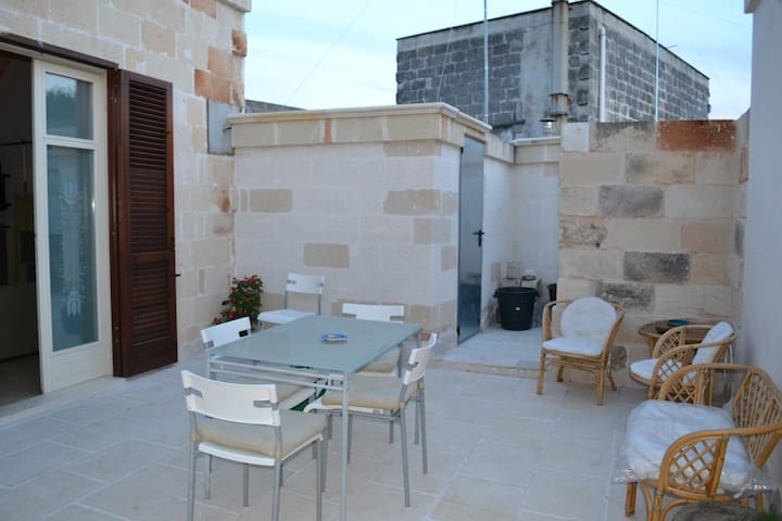 B&B  Le Terrazze , Manduria centro - Manduria - Apartment