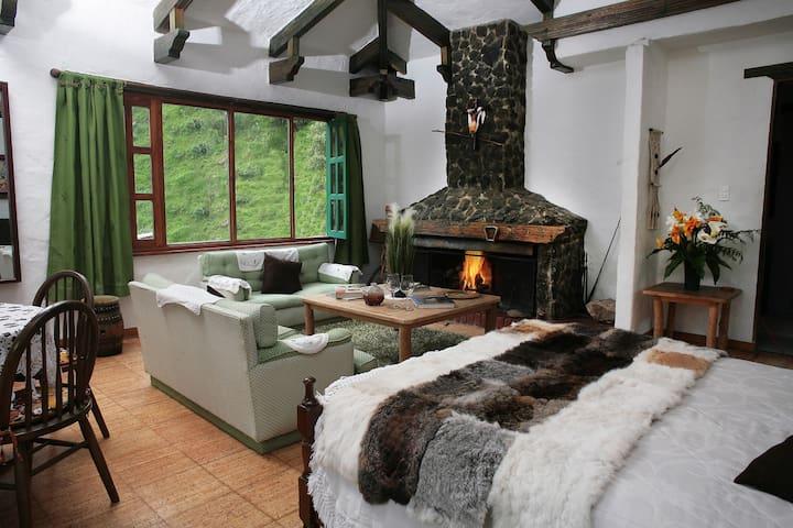 Finca Organica Edén a 29Km Bogotá - Chipaque - Bed & Breakfast