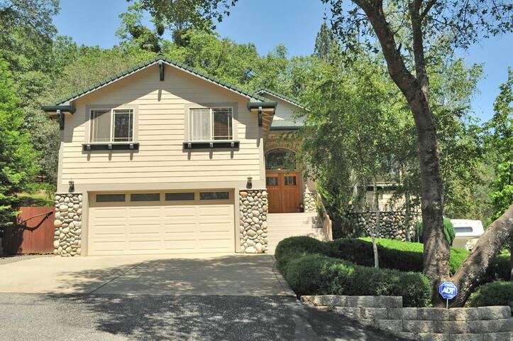 Grass Valley - Your Dream Cabin - Grass Valley - Rumah