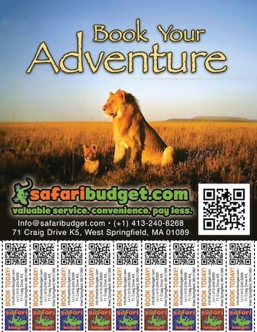 Adventure Accomodation - Mount Kilimanjaro - House