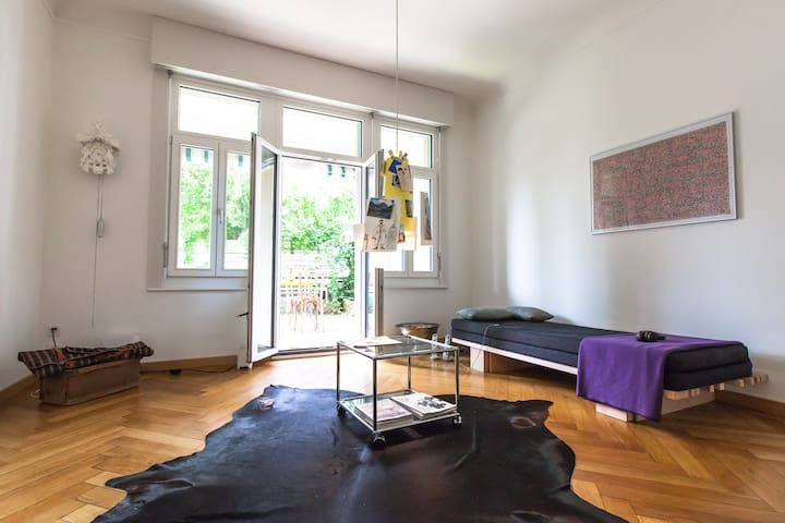 Absolutely welcome -always. - Solothurn - Appartement