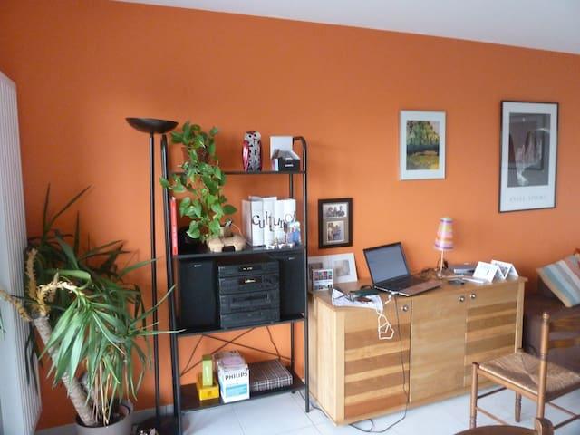 Appartement situé sur les hauteurs de Chambéry - Bassens - Byt