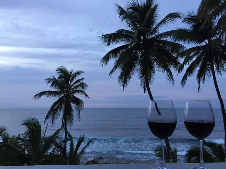 Villa Bañeres Ocean Front Paradise