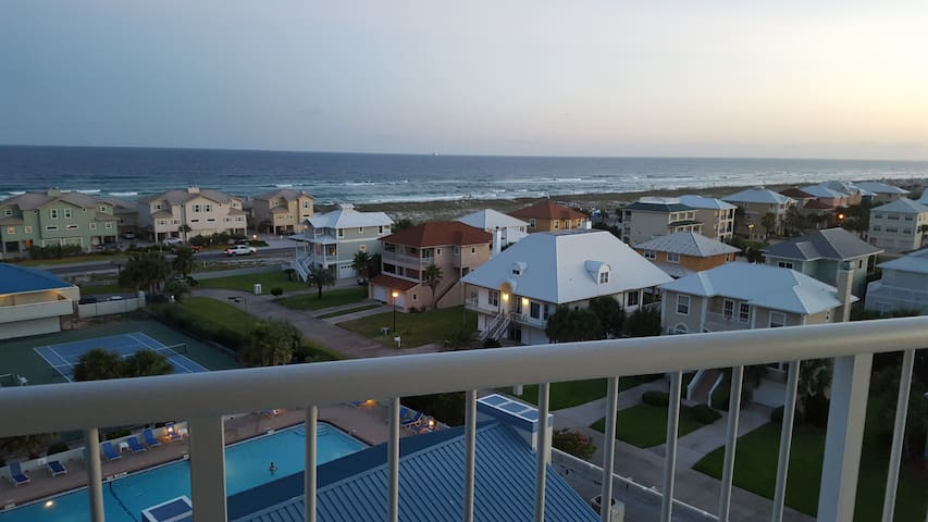 1 Amazing View 1BR Pensacola Beach - Pensacola Beach - Apartment