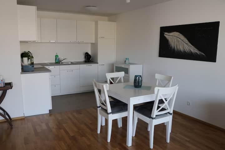 Neue, helle, ruhige 55 qm² Wohnung  in Feldkirch