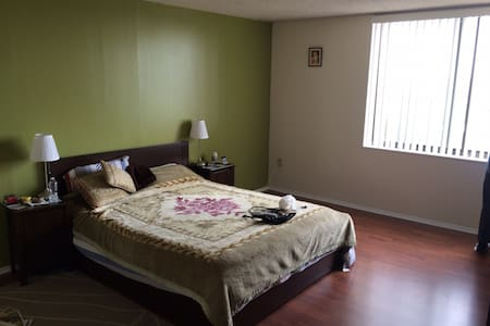Bright 1-bedroom 15 min from NYC - 斯考克斯(Secaucus) - 公寓