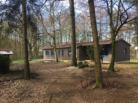 Renoviertes Häuschen auf dem Land