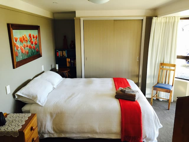 Comfort & Privacy - Wanaka - Bed & Breakfast