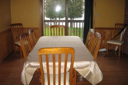 6 BDRM WATERFRONT COTTAGE-KAWARTHA - Srub