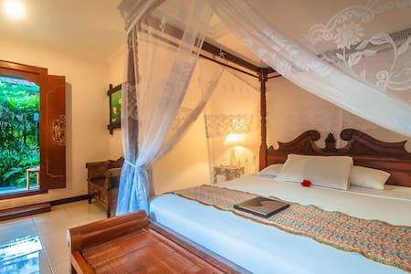 Spacious Room @Sahadewa Resort Ubud