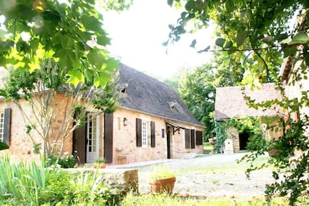 Private typical house in Perigord ! - Saint-Avit-de-Vialard - Haus