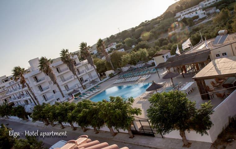 Elga Hotel and Apartments - Kardamena - その他