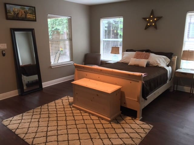 Private Suite in Heart of Austin - Austin - House