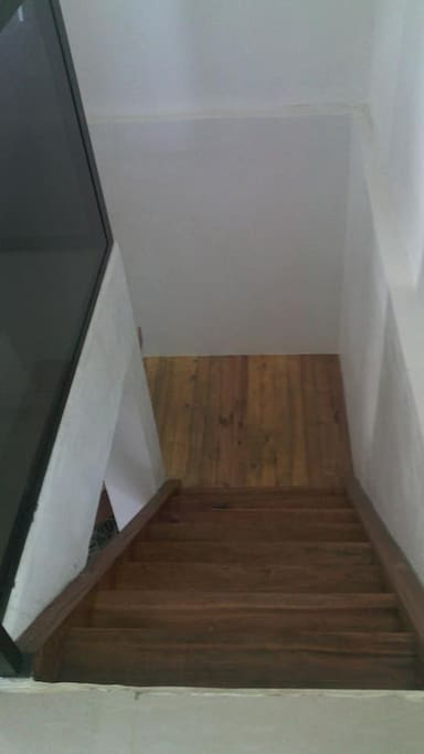 internal stairs to 2nd floor living