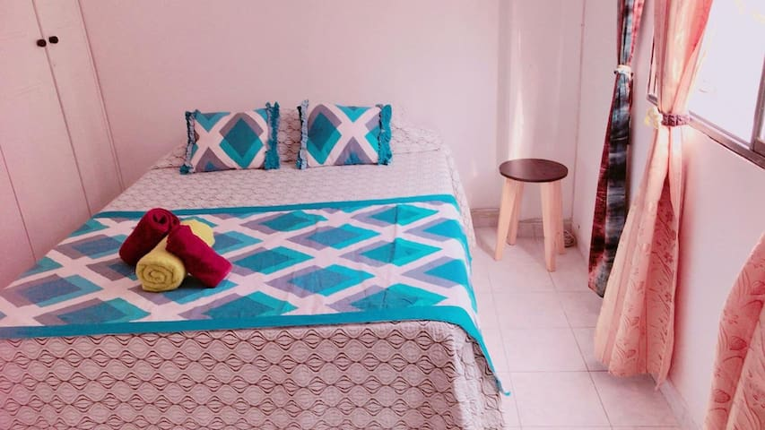 Cosy appartment in the Center Of Pereira