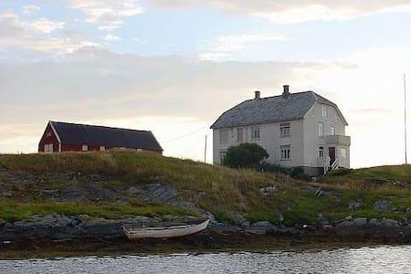 Feriehus ved sjøen- Vestsmøla