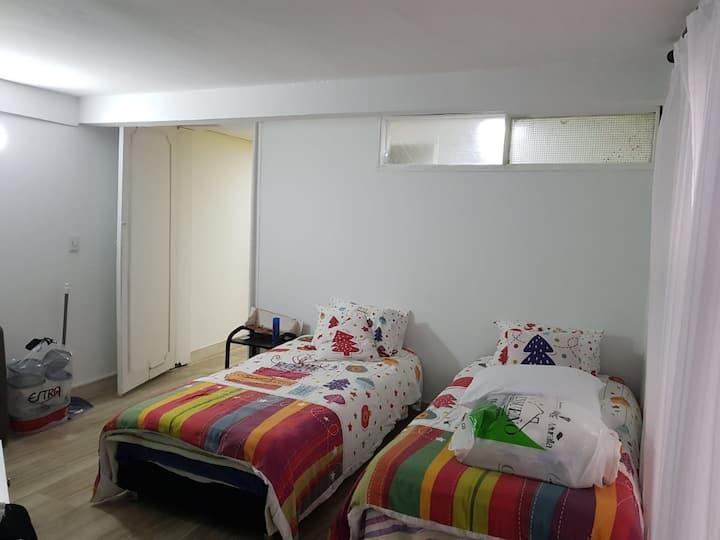 Alojamiento en Manizales bonito y cómodo