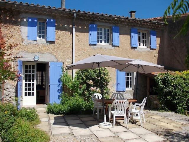 La Dame Blanche - Puivert - Haus
