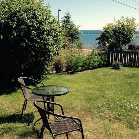 Townsite Suite...with a view! - Powell River - Apartament