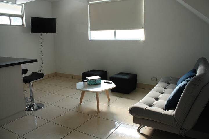 Hermoso y Moderno Apartamento en Medellin