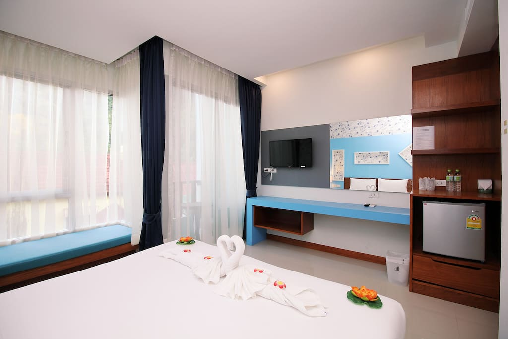 Deluxe room with facilities
