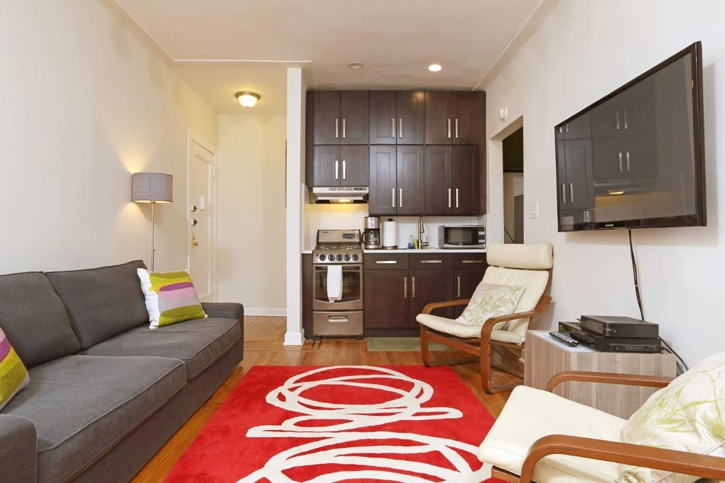 Perfect Times Square 1BR Aptartment - Airbnb Verified Photo