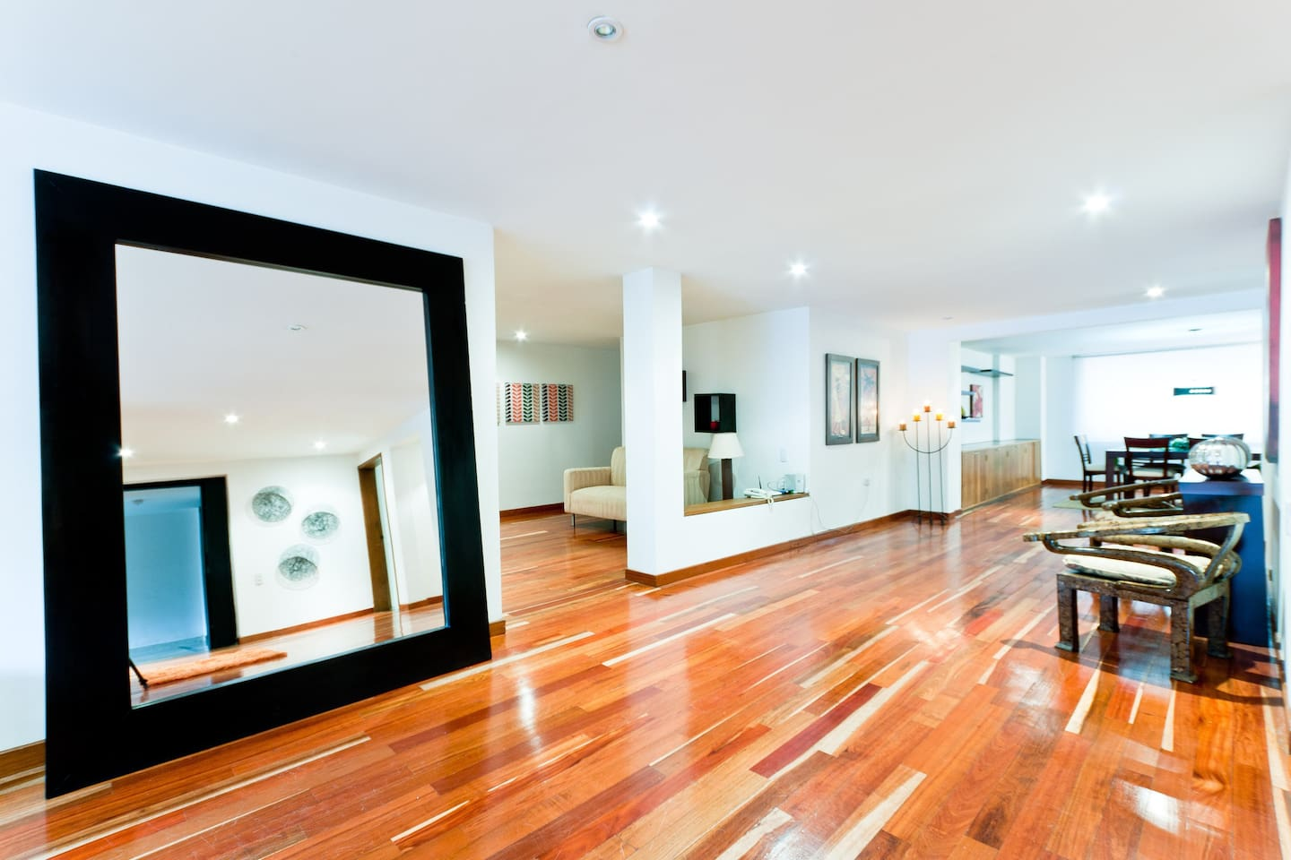 Bogota Luxury Apartment - Cabrera