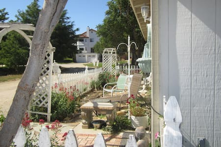 Country View Cottage Retreat@ Serenity Retreat Ctr - Paso Robles - Guesthouse