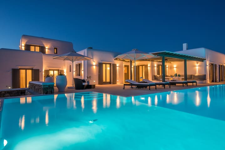 Luxury Villa in Mykonos, 10710 - Mikonos - Villa