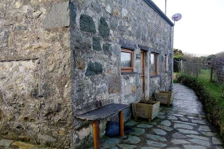 A 19th Century Cottage near Llanbedrog Beach - Llanbedrog - 一軒家