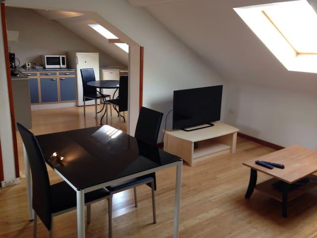 Appartement cosy  entre Mer et Ville