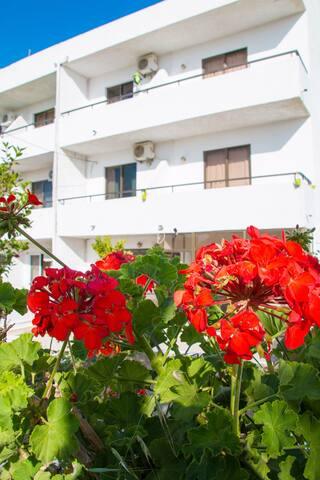 Nikos studios Faliraki - Kallithea - Apartment
