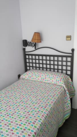 Very cozy single room - Albacete - Apartamento