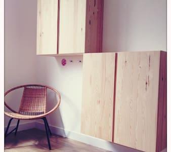 chambre dortoir en guesthouse - Le Bernard - Casa