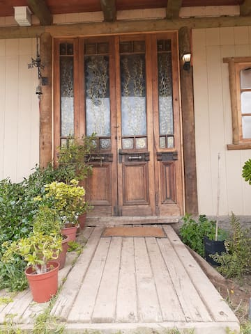 Casa de campo acogedora