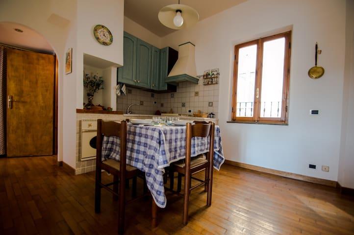 Le Petrelle Holidays - Castelnuovo di Porto - อพาร์ทเมนท์