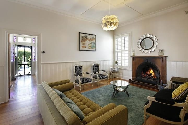 Gorgeous country home suits groups - Hepburn Springs - House