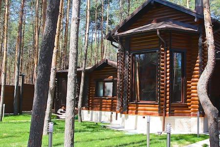 Сдам шикарный деревянный  дом - Мартовое