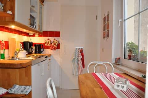 Malý byt Trapp v Bad Belzig