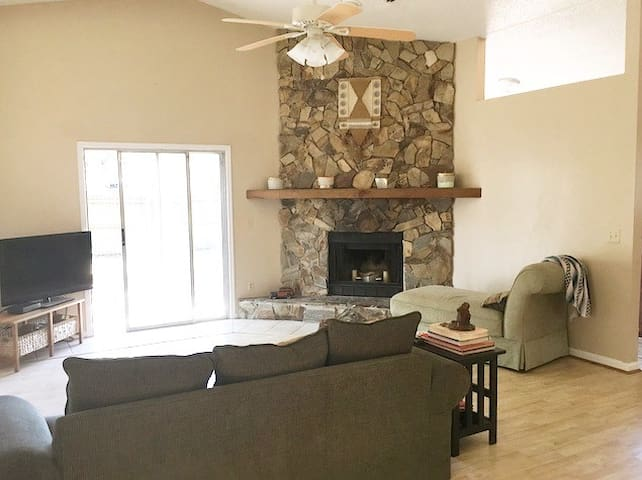 Private 1 bedroom less than 2 miles from beach - Atlantic Beach - Haus