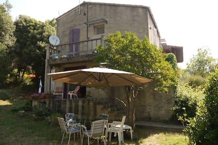 maison calme dans un petit village - Conca